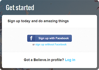 Believe.in-Facebook-Sign-in